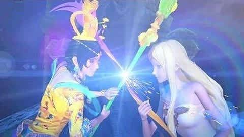 叶罗丽精灵梦游戏 服务升级打开原网页 31孔雀公主第一次拥有了生命?图片