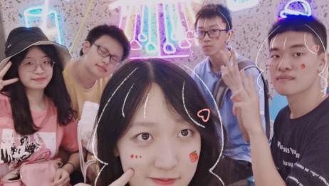北京欢乐谷一日游,高考完终于再次见到我的小伙伴们