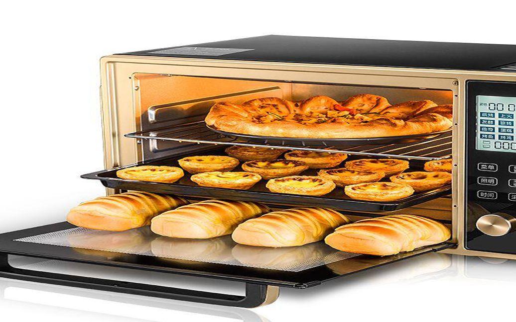烤箱面包怎么做更美味图片