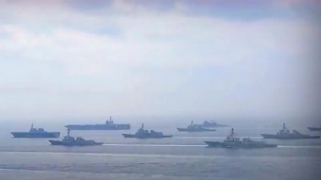 美攻势箭在弦上,伊朗军方一号紧急访华,白宫呼吁:大国不要介入