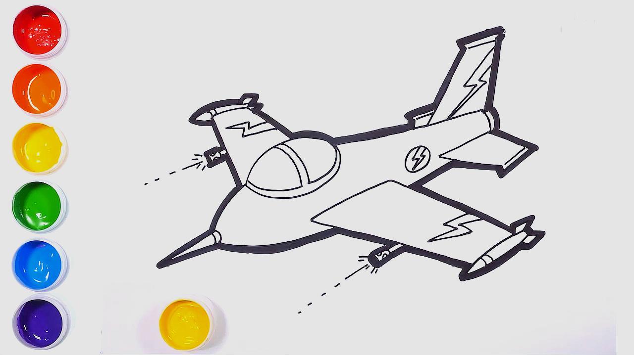 怎样学好幼儿简笔画交通工具