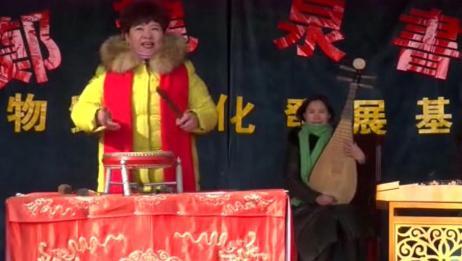 河南坠子名家刘明遐《罗成算卦》中,太经典了,听着真有味道