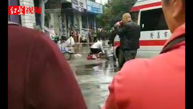 四川隆昌两兄弟先后从自家楼上坠楼身亡 目击者称间隔仅几十秒