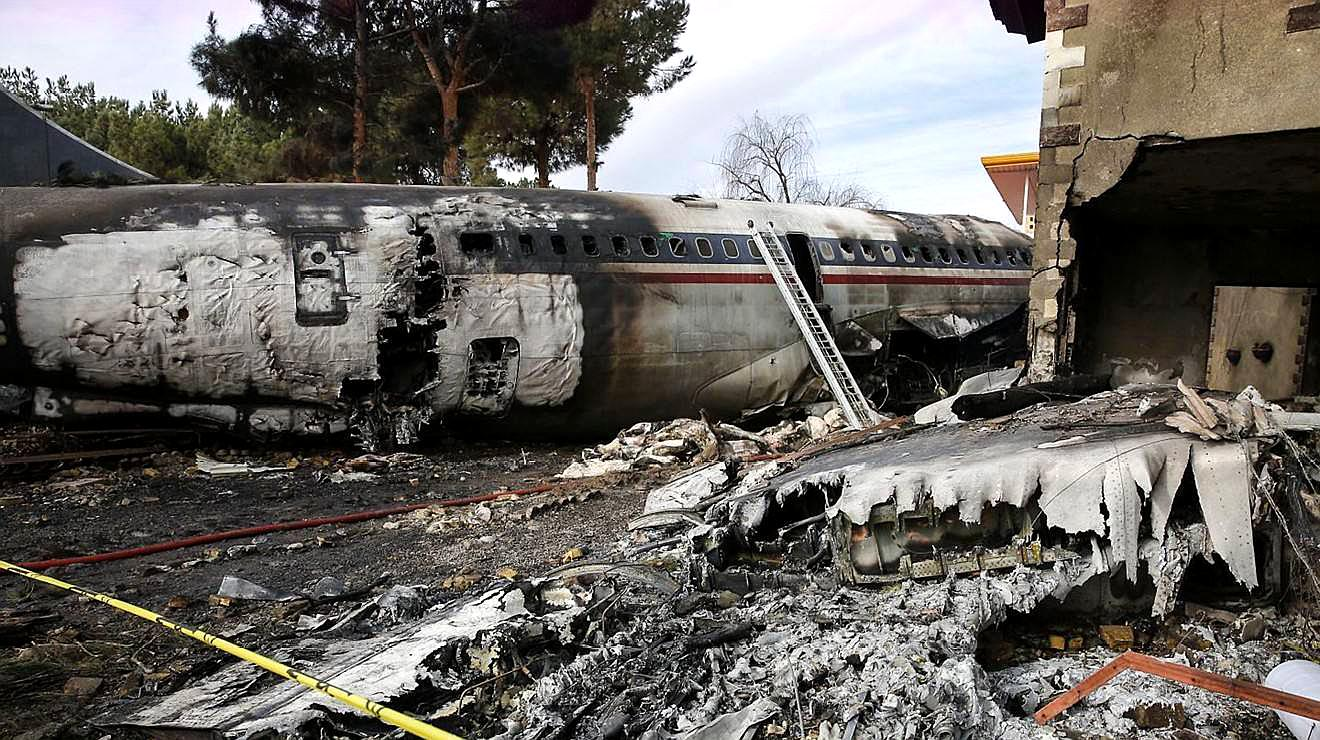 乌克兰客机在伊朗坠毁,那关键的七分钟到底发生了什么?