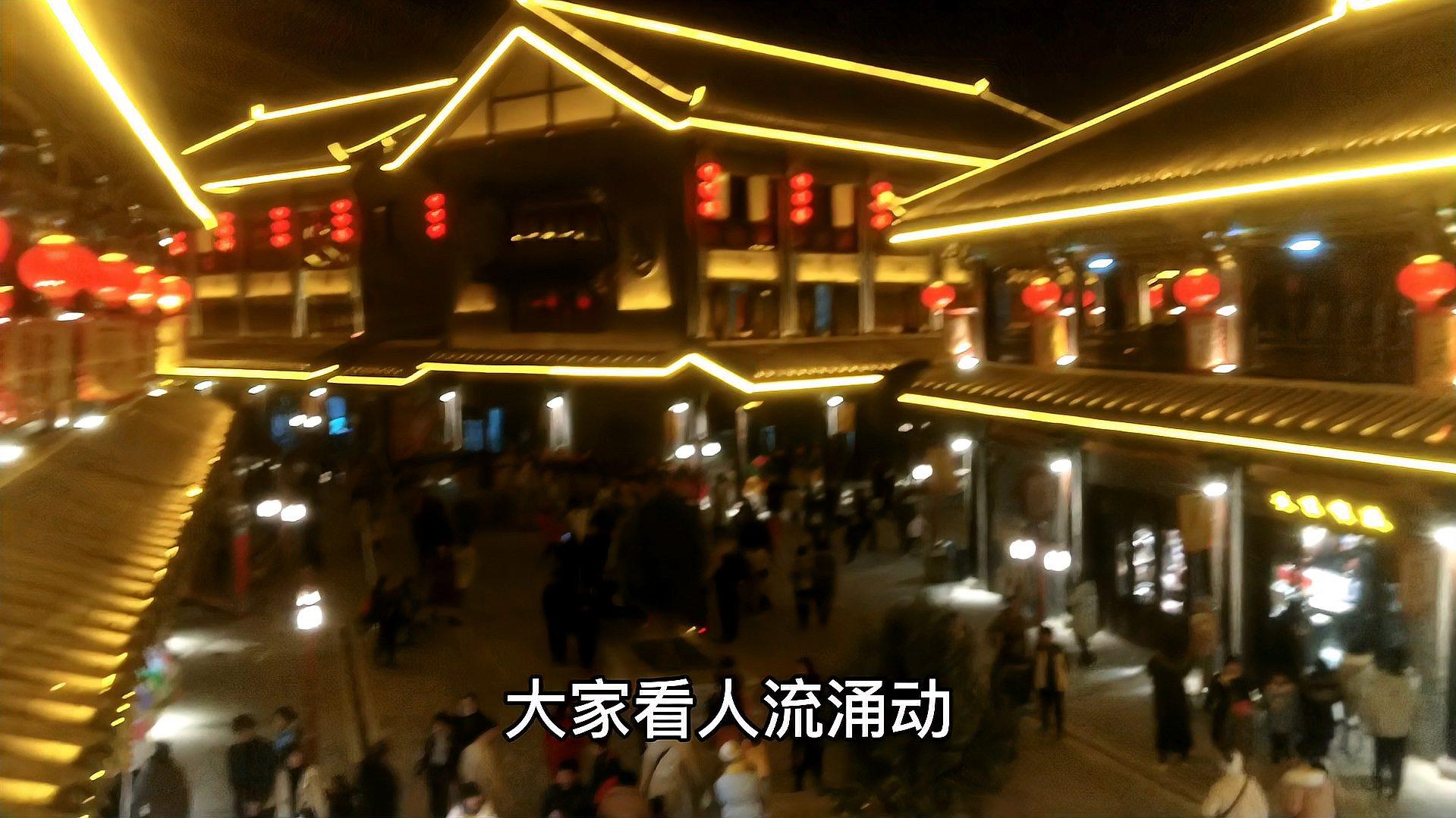 """江西赣州又一""""网红打卡地"""",安远西坝街,令人流连忘返!"""
