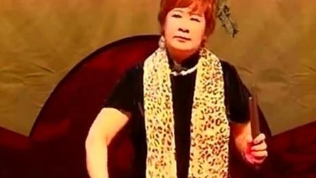 河南坠子《罗成算卦》选段,刘明霞演唱,精彩好看