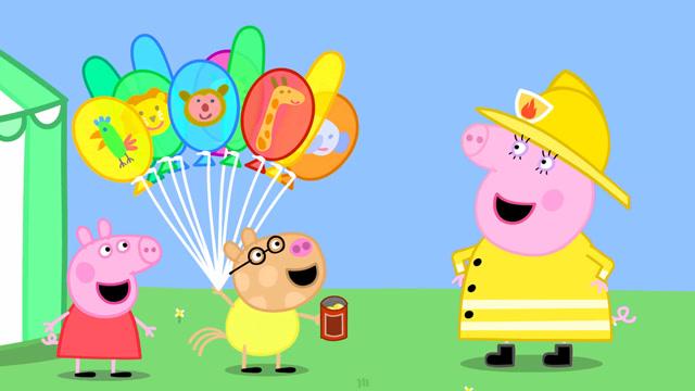 粉红猪小妹的神奇世界