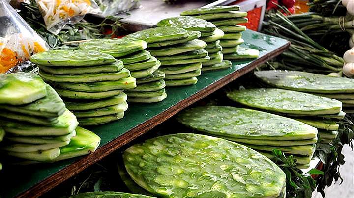 这个国家最爱仙人掌,还研究100多种吃法,据说营养价值相当高!