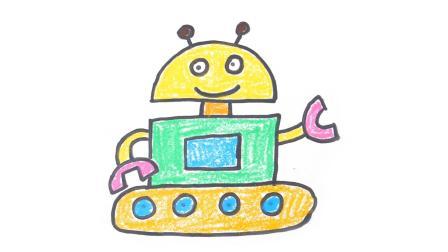 简乐园教程之机器人简教学素描下册梦笔画学画画简笔画工厂笔画初一玩具生物课件免费下载图片