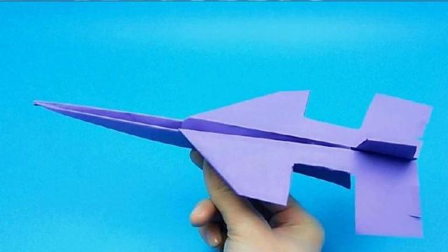 幼儿手工飞机制作大全