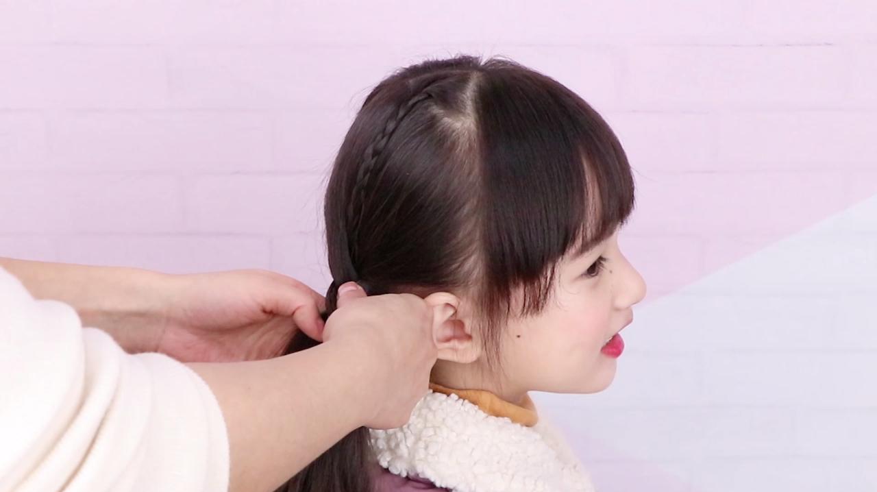 可爱女生发型图片大全 日本发型