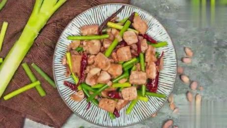 豆腐新做法,比大鱼大肉还好吃,一盘不够吃!