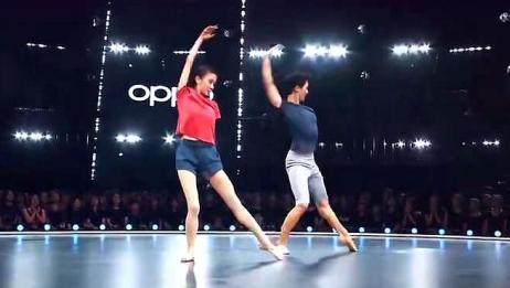 舞蹈风暴:芭蕾舞《芳华岁月》,年代感表现得淋漓尽致!