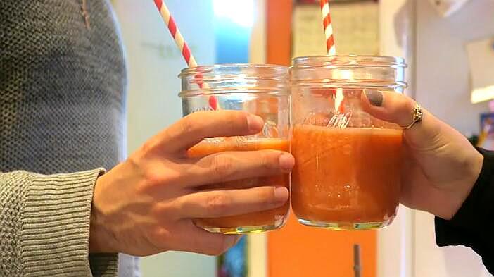 喝果汁有益于我们健康!但是一直喝会怎样?一直喝一直爽?