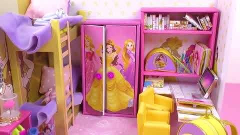 diy芭比娃娃大全屋-推车玩具视频玩具儿童母婴图片