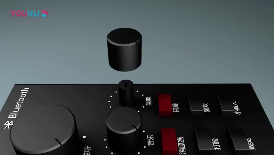 V8直播声卡套装手机电脑通用设备促销E300麦克风电容主播K歌话筒