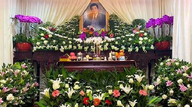 赵忠祥去世一周,仍有不少朋友到灵堂吊唁,其生前最爱宠物被公开