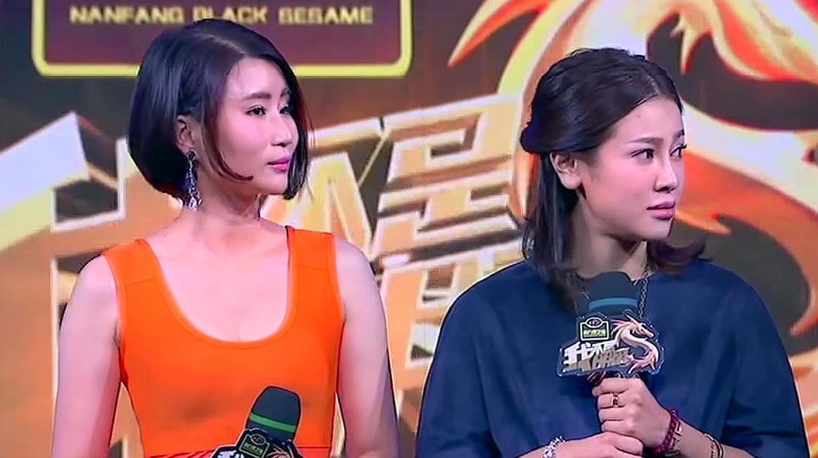 姚安濂朱茵女儿首次亮相,身材高挑有型堪比专业模特
