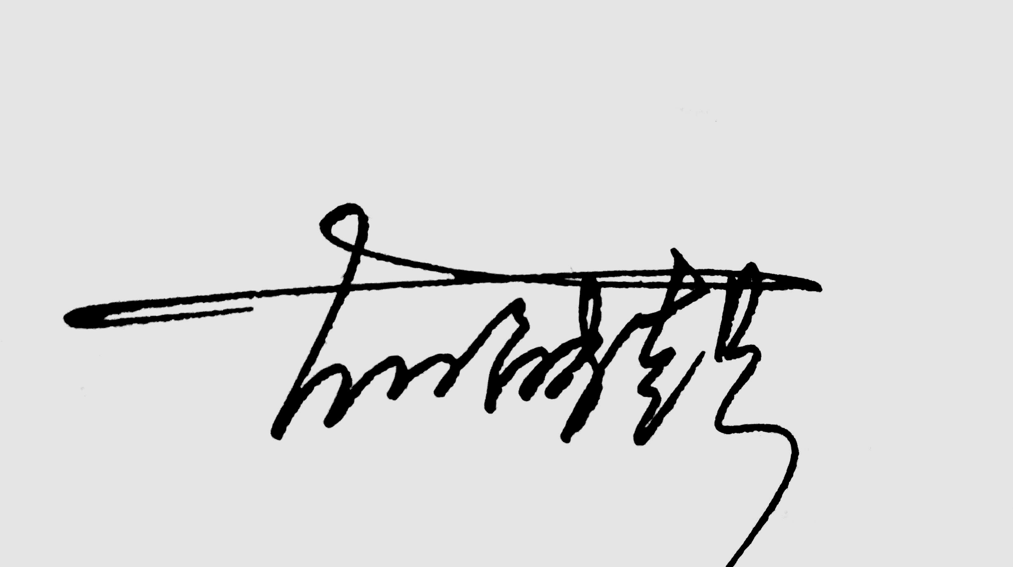 签名怎么设计图片