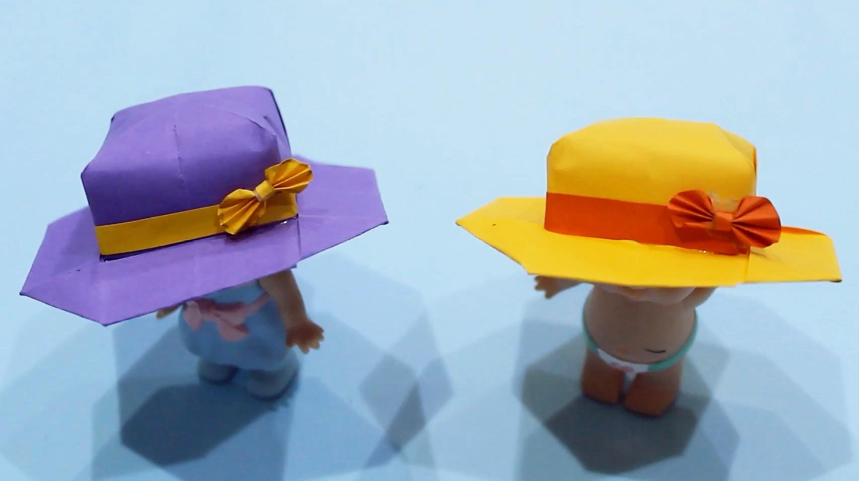 想制作手工帽子,一起来看看怎么做吧!