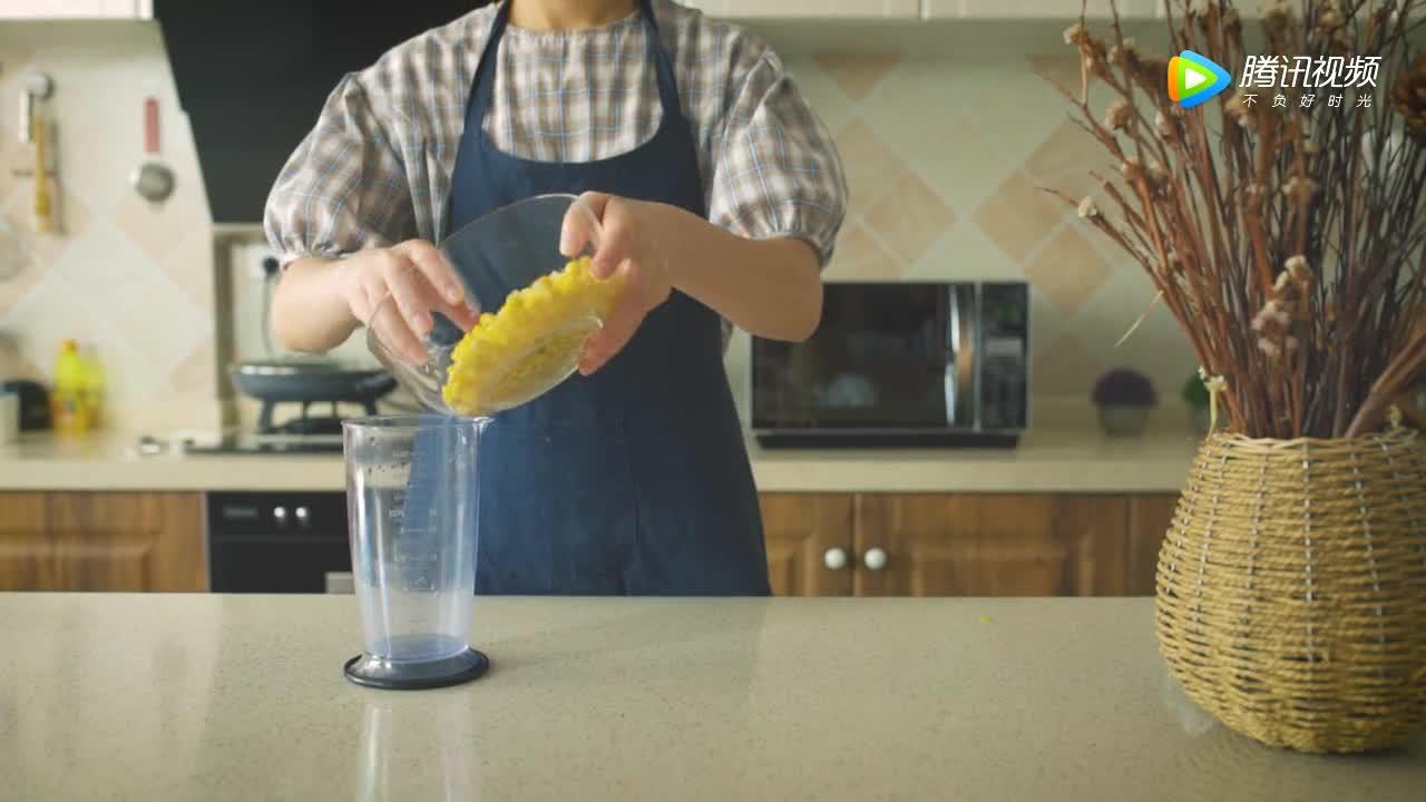 手工鲜榨玉米汁