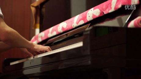 【秋之钢琴曲】《阳光下安静的猫》20160418