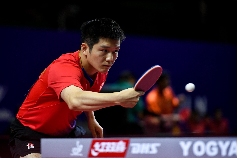 中国男乒3-0横扫日本男乒,率先挺进男团决赛