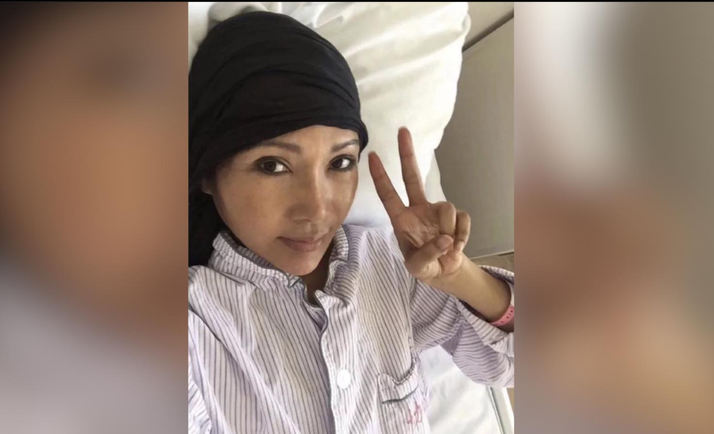 歌手张咪确诊癌症晚期,期望战胜死亡再登舞台