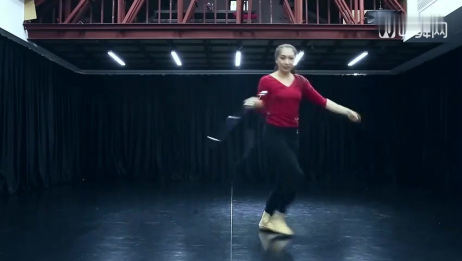 中国舞古典舞《剑》剑舞舞蹈片段展示