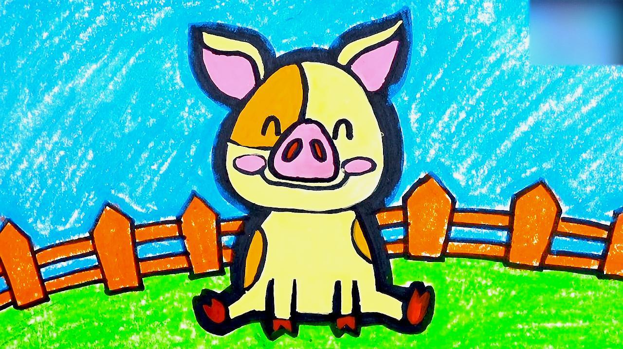 小动物简笔画怎么画?