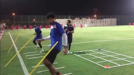 守门员训练只是练习扑球?那你就错了 守门员综合训练