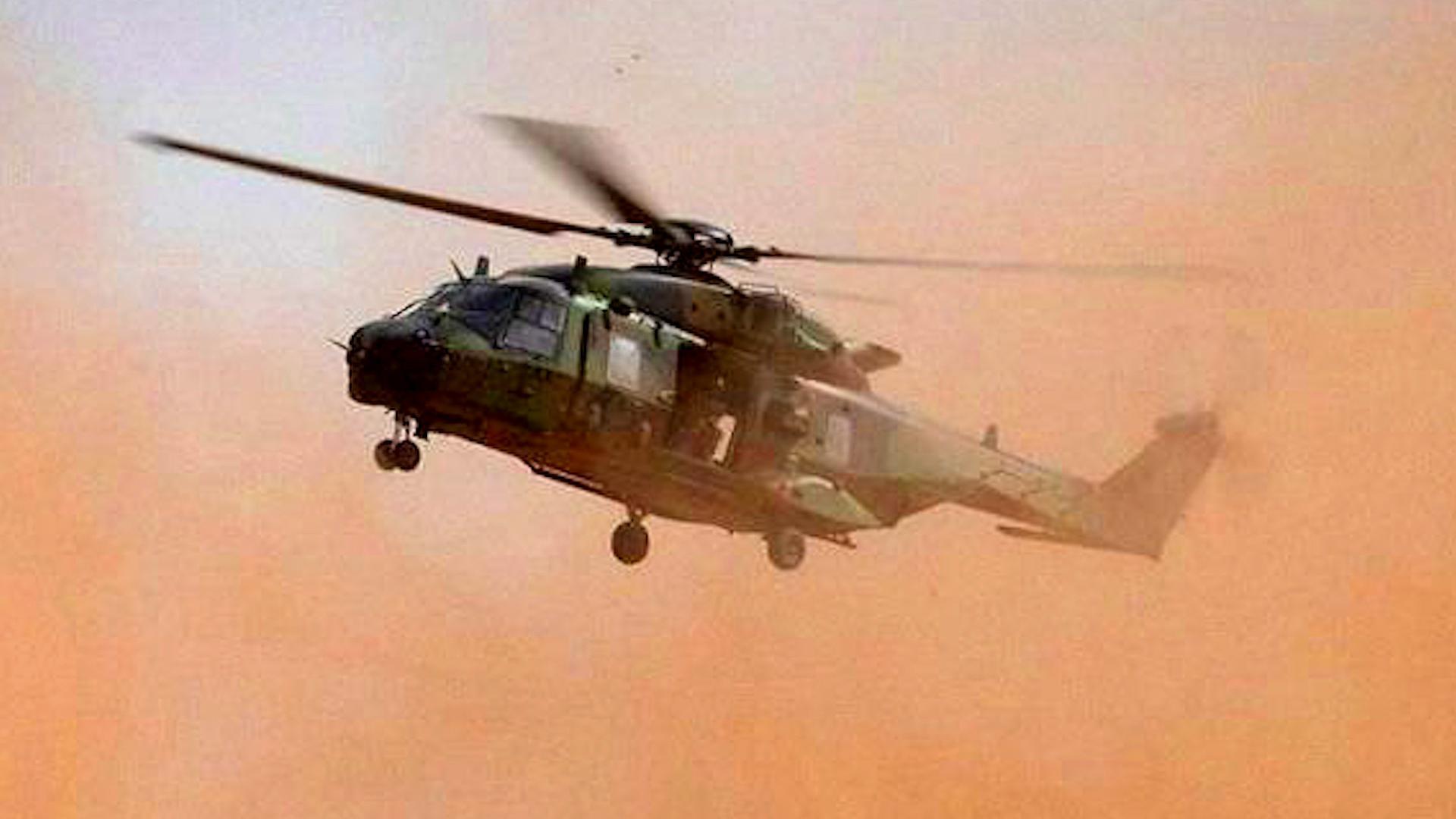 法国2架直升机相撞后在马里坠毁,13名法士兵丧生