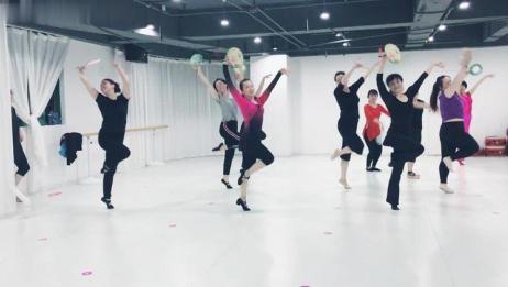 """#舞蹈#古典舞""""缥渺"""",第3、4课时,导师:柳蓓蓓"""