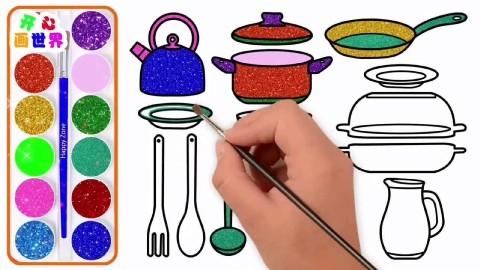 最值得收藏的儿童绘画简笔画教程!