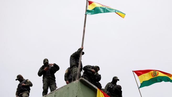 """玻利维亚总统辞职 """"天空之镜""""不再平静?"""
