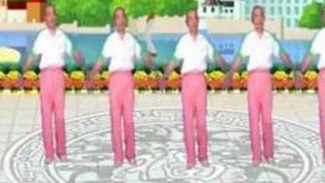 夕阳舞韵广场舞《问候你》(正面)编舞:糖宝宝_广场舞视频在线观看  糖豆网