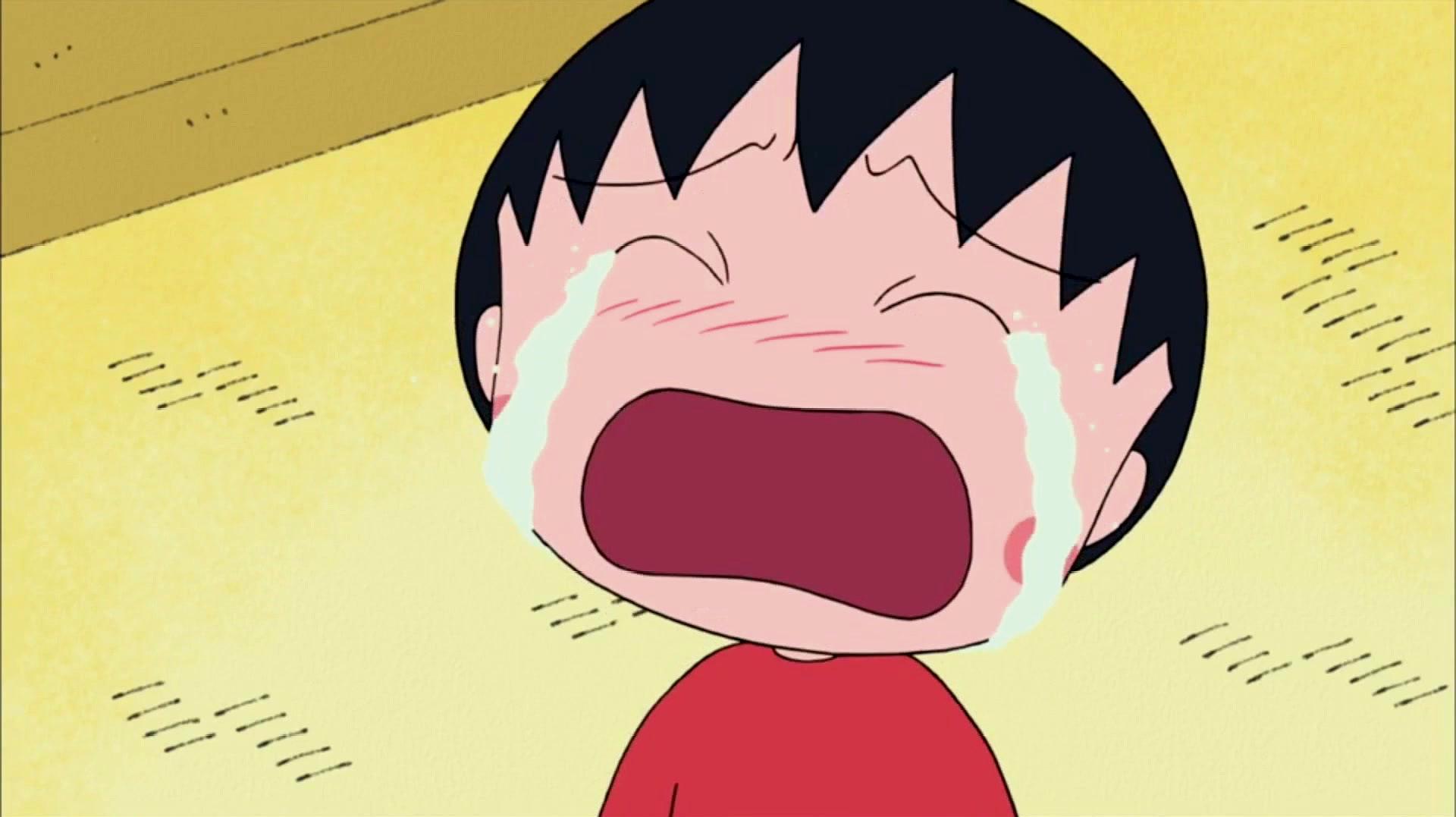 樱桃小丸子:原来小时候的丸子就这么不讲理啊,要我我也生气