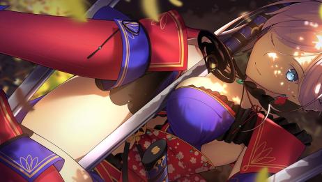 【收藏向】《Fate/Grand Order》1.53 尸山血海舞台 下总国 英灵剑豪七番