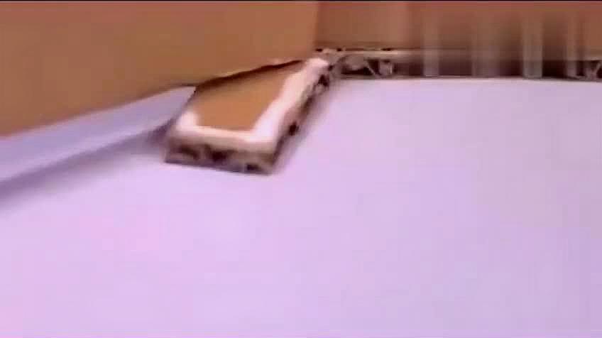 一等奖科技小制作做法,纸箱制作直升机全过程,看视频更简单
