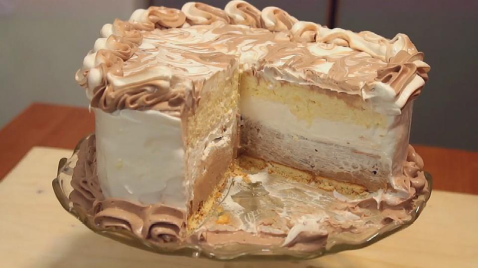 好吃的巧克力奶油蛋糕,简单易学的甜品食谱看一下!