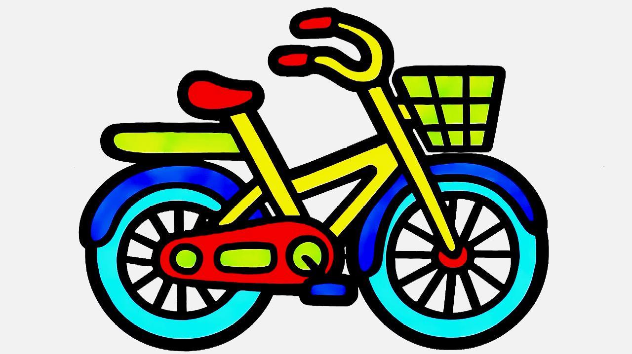 02:43  来源:好看视频-简易画教你画小摩托 6共享单车简笔画:先画