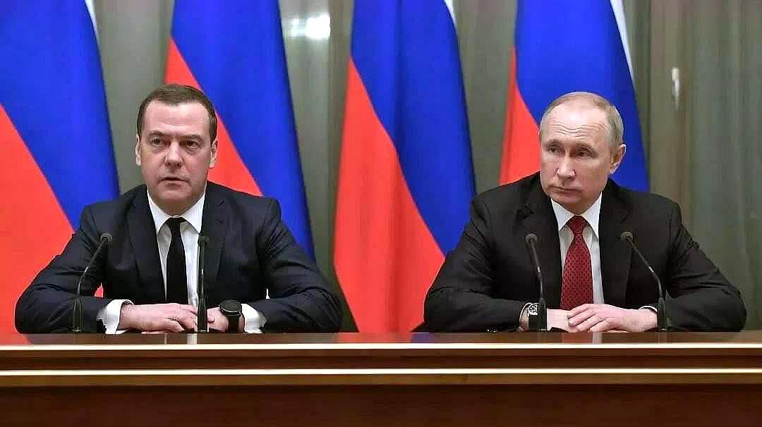 """""""后普京""""时代将来临?俄政府宣布全体辞职,接班人正式浮出水面"""