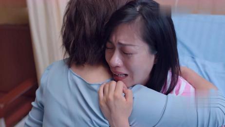 一位母亲孩子没了,崩溃大哭,美女以自身经历安慰,感人!