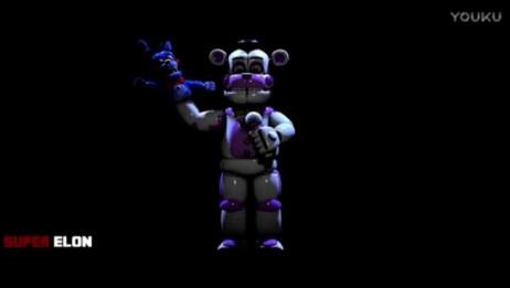 【千辰翻译】FNAF玩具熊的五夜后宫歌曲在姐妹地点