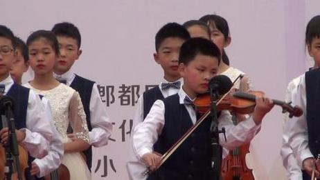 小提琴合奏—《我和我的祖国》