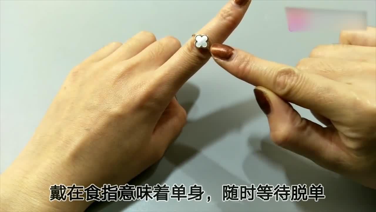 戒指在中指的含义是什么