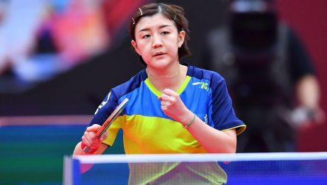陈梦40横扫孙颖莎,拿下第一个全锦赛冠军,她的奥运资格稳了?