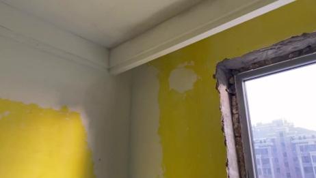 衣柜上方做吊顶,卧室做双眼皮,现场分析这样做的好处