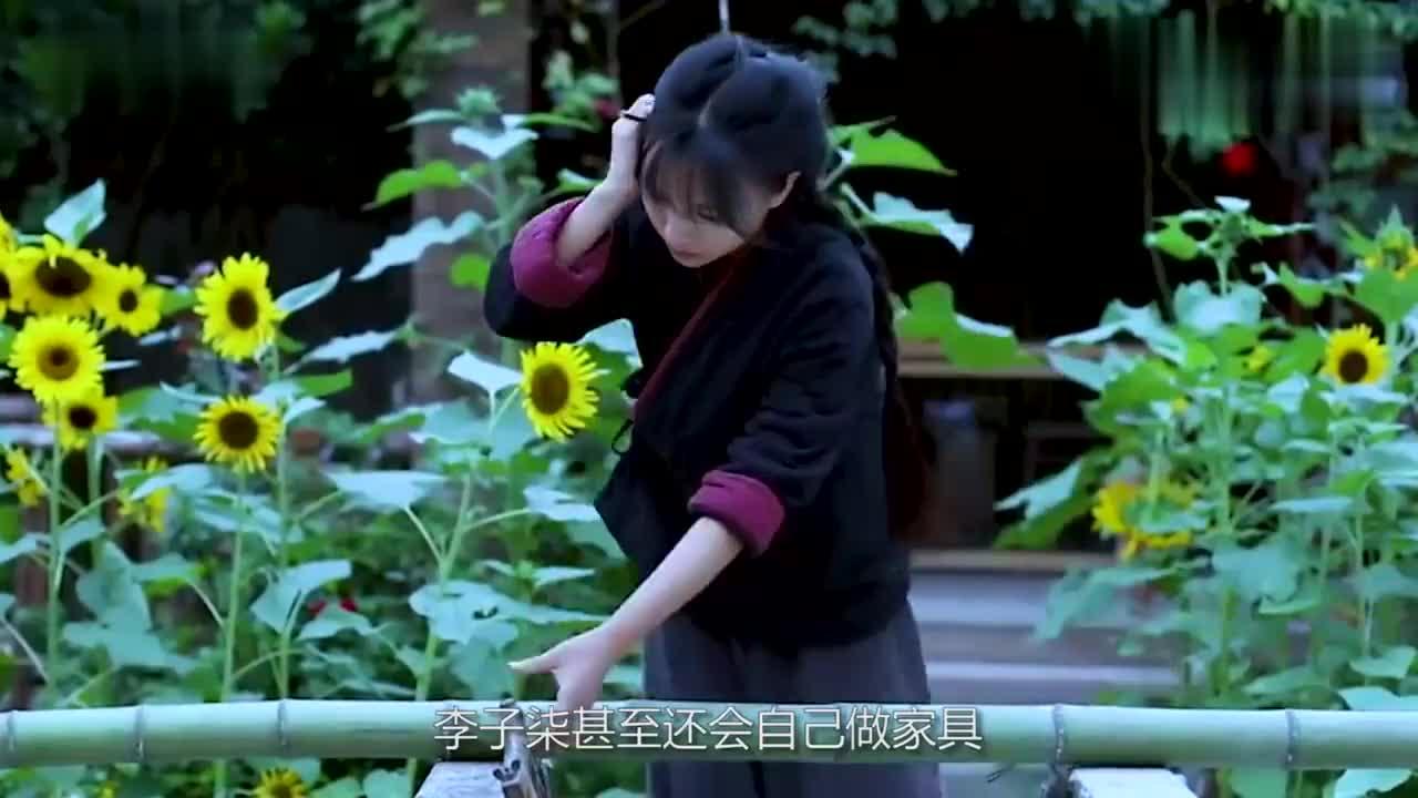 网红李子柒年收入一个人抵得上一个企业,外国人都喜欢她!