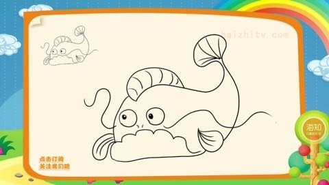 动物简笔画_第二季